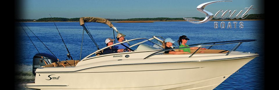 Click here to see our selection of Scout Boats